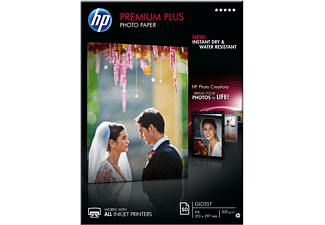 HP CR674A Premium Plus glanzend fotopapier