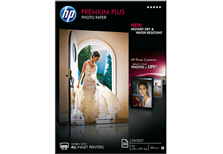 HP CR672A Premium Plus glanzend fotopapier