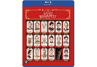 The Grand Budapest Hotel | Blu-ray