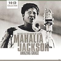 Mahalia Jackson - Amazing Grace - The Best Of The Queen Of Gospel [CD]