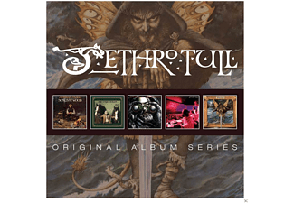 Jethro Tull - Original Album Series (5 Cd Box) - (CD)