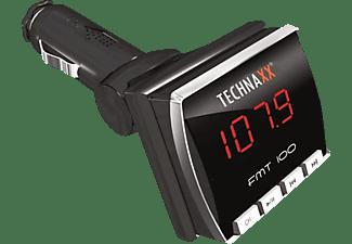 TECHNAXX FMT100 FM Transmitter für USB und SD-Karten
