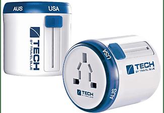 Adaptador Mundial Clavija electrica- Travel Blue 260 Todo en uno