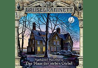 Gruselkabinett 93: Das Haus der sieben Giebel  - (CD)