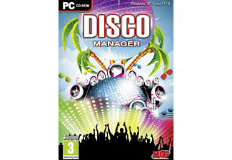 Disco Manager PC