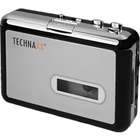 TECHNAXX 3338 DigiTape DT-01 Digitales Konvertierungsgerät für Audio-Kassetten