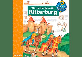 - Wir entdecken die Ritterburg  - (CD)