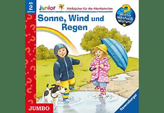 Wieso? Weshalb? Warum?/Junior/Elskis/Sprick - Wieso? Weshalb? Warum? junior: Sonne, Wind und Regen  - (CD)