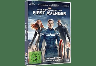 Captain America 2 - The Return of the First Avenger DVD