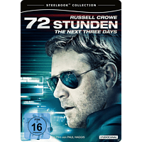 72 Stunden - The Next Three Days (Steel Edition Collection) DVD