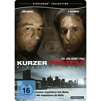Kurzer Prozess - Righteous Kill (Steelbook Edition) [DVD]