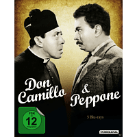 Don Camillo und Peppone Edition Blu-ray