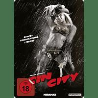 Sin City Steel Edition / Kinofassung & Recut (Steel Edition) [DVD]