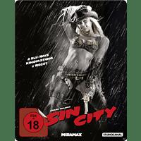 Sin City (Steelbook Edition) [Blu-ray]
