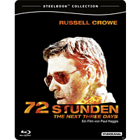 72 Stunden - The Next Three Days (Steelbook Edition) Blu-ray
