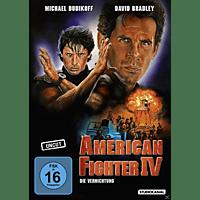 American Fighter 4 - Die Vernichtung (Uncut Edition) DVD
