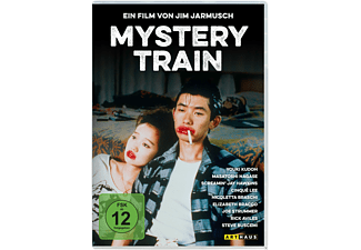 Mystery Train DVD