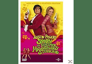 Austin Powers Missionarsstellung