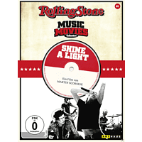 Shine a Light / Rolling Stone Music Movies Collection [DVD]