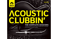 VARIOUS - Acoustic Clubbin' - The Complete Sessions [CD]