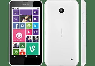 Móvil - Nokia Lumia 630 Blanco de 4.5 pulgadas y 8GB de memoria