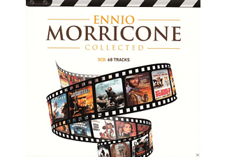 Ennio Morricone - Collected  - (CD)