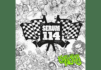 Serum 114 - Kopfüber Ins Nichts  - (CD)