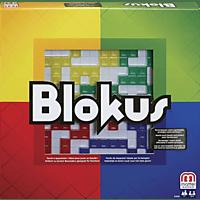 MATTEL BJV44 Blokus, Mehrfarbig