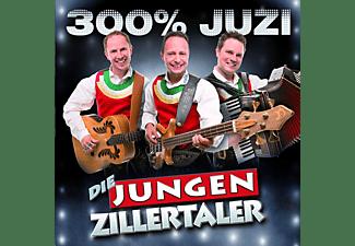 Die Jungen Zillertaler - 300% Juzi [CD]