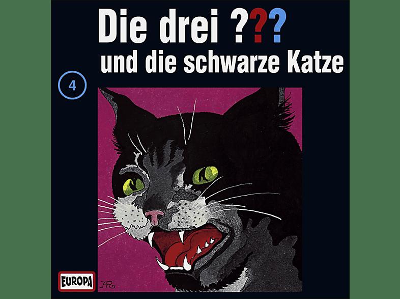 Die drei ??? 04: ...und die schwarze Katze - (CD)