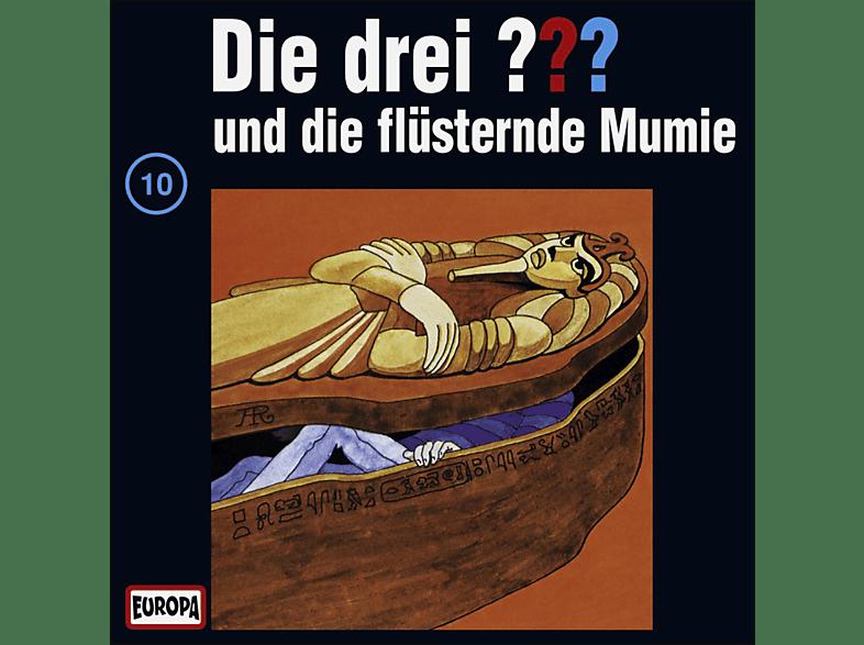 Die drei ??? 10: ...und die flüsternde Mumie - (CD)
