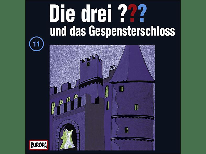 Die drei ??? 11: ... und das Gespensterschloß - (CD)