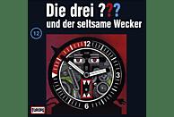 Die drei ??? 12: ...und der seltsame Wecker - (CD)