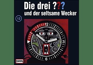 - Die drei ??? 12: ...und der seltsame Wecker  - (CD)
