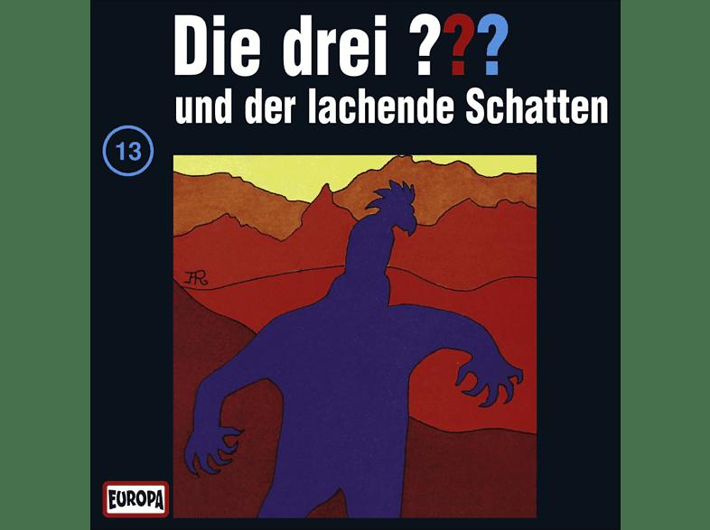 Die drei ??? 13: ...und der lachende Schatten - (CD)
