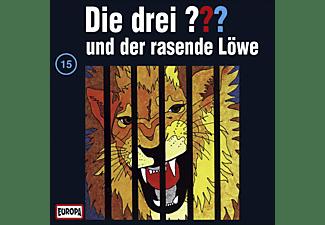 - Die drei ??? 15: ...und der rasende Löwe  - (CD)