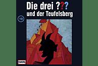 Die drei ??? 19: ...und der Teufelsberg - (CD)
