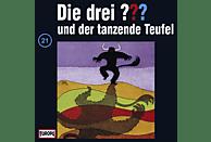 Die drei ??? 21: ...und der tanzende Teufel - (CD)
