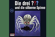 Die drei ??? 24: ...und die silberne Spinne - (CD)