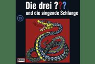 Die drei ??? 25: ...und die singende Schlange - (CD)