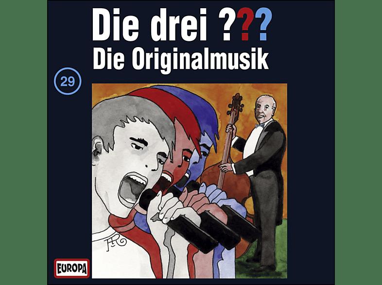 - Die Drei ??? 029: Die Originalmusik [CD]
