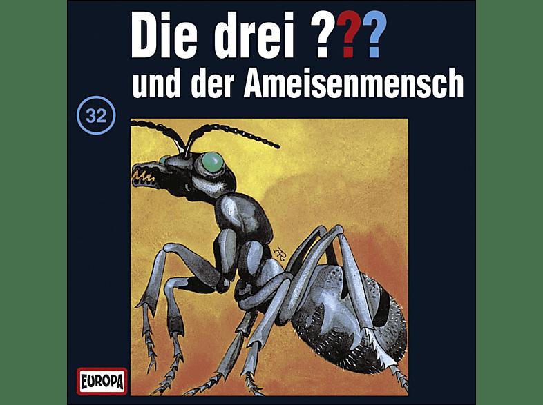 Die drei ??? 32: ...und der Ameisenmensch - (CD)