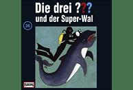 Die drei ??? 36: ...und der Super-Wal - (CD)