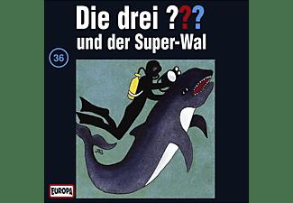 - Die drei ??? 36: ...und der Super-Wal  - (CD)