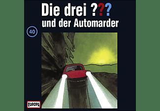 - Die drei ??? 40: ...und der Automarder  - (CD)