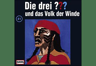 Die drei ??? 41: ...und das Volk der Winde  - (CD)