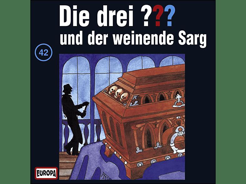 Die drei ??? 42: ...und der weinende Sarg - (CD)