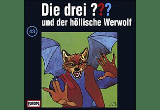 Die drei ??? 43: ...und der höllische Werwolf  - (CD)
