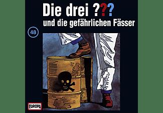 - Die drei ??? 48: ...und die gefährlichen Fässer  - (CD)