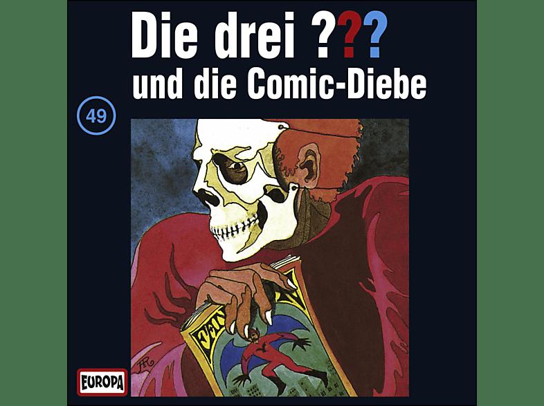 Die drei ??? 49: ...und die Comic-Diebe - (CD)